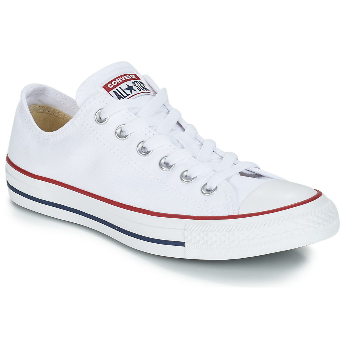 converses blanches